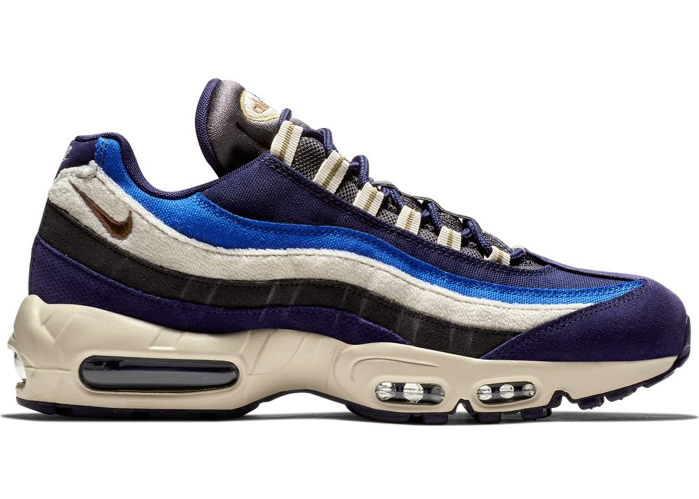 brand new 03250 b5a6a Sell. or Ask. Size  8.5. View All Bids. Air Max 95 Blackened Blue ...