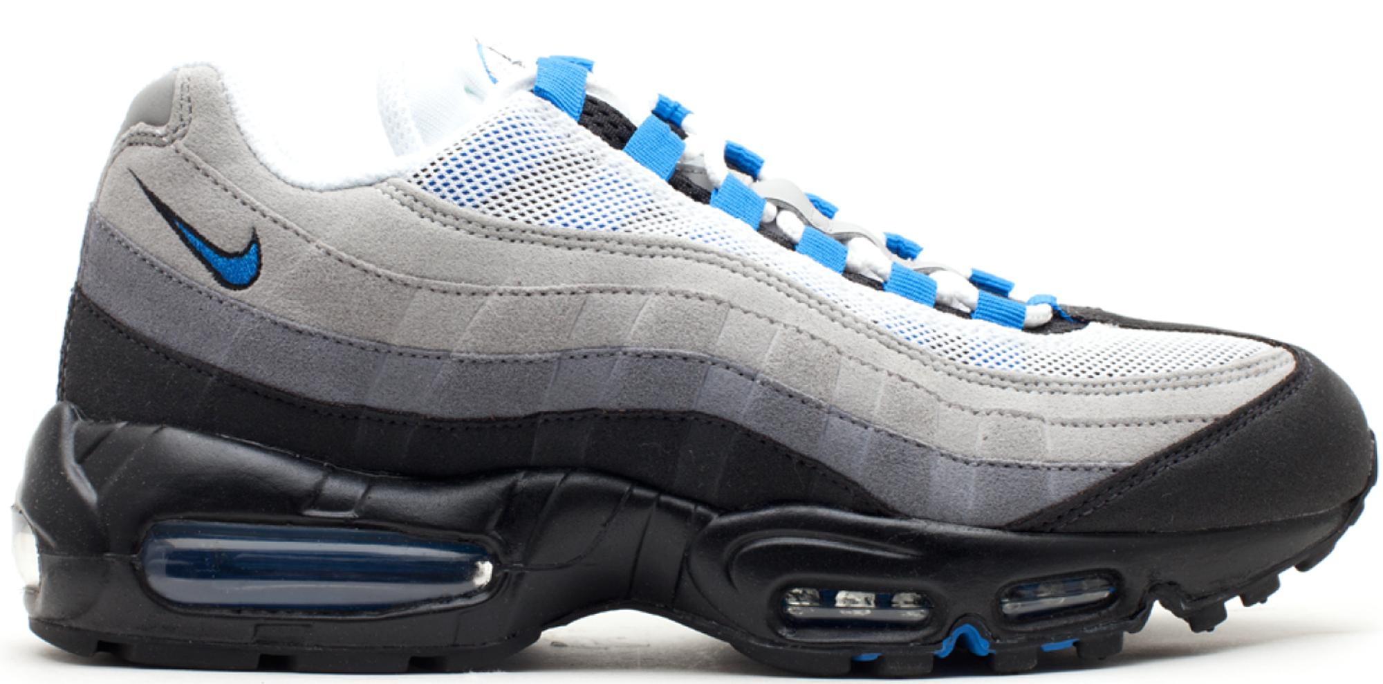Nike Air Max 95 Blue Spark (2011