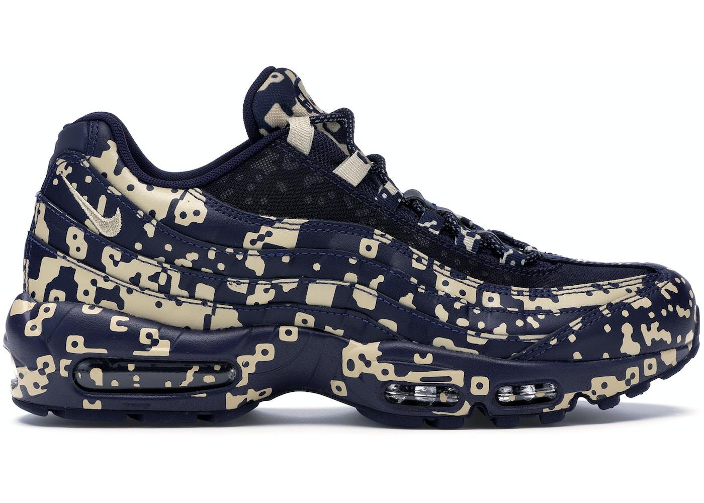 low priced c3852 efdda Nike Air Max 95 Shoes - New Highest Bids