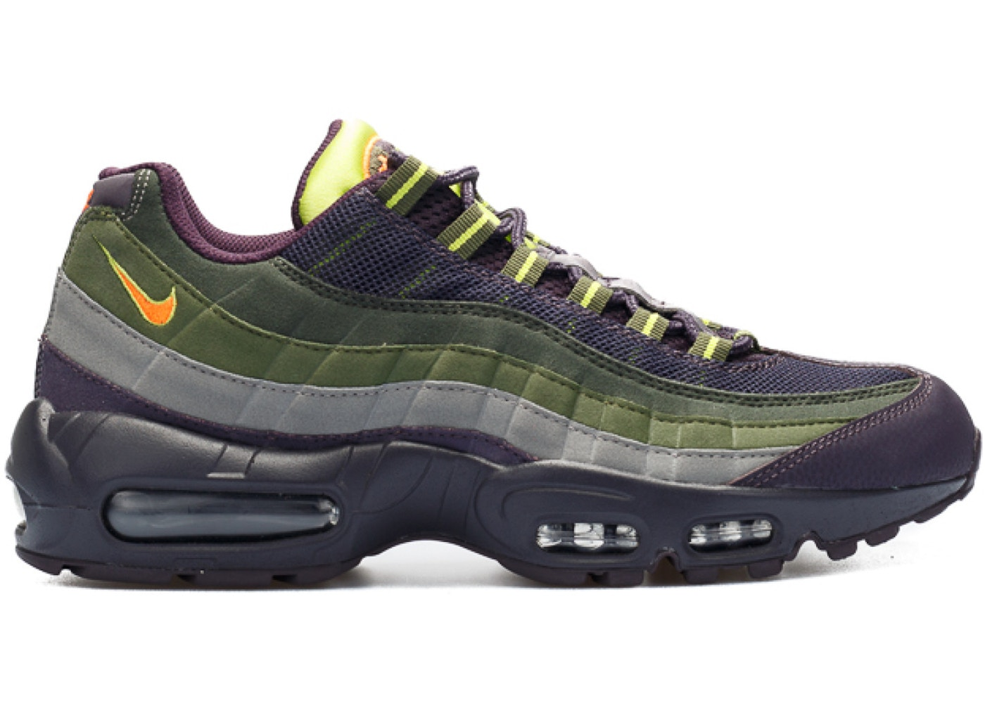 48f0cb9357e6 Sell. or Ask. Size  12. View All Bids. Air Max 95 Cave Purple