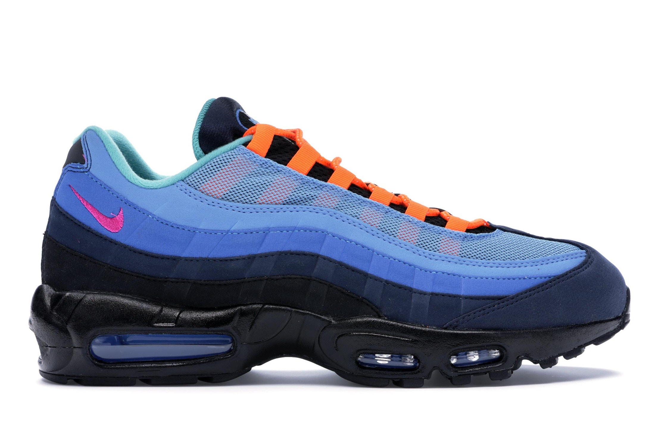 Air Max 95 Coral Studios (Black Sole)
