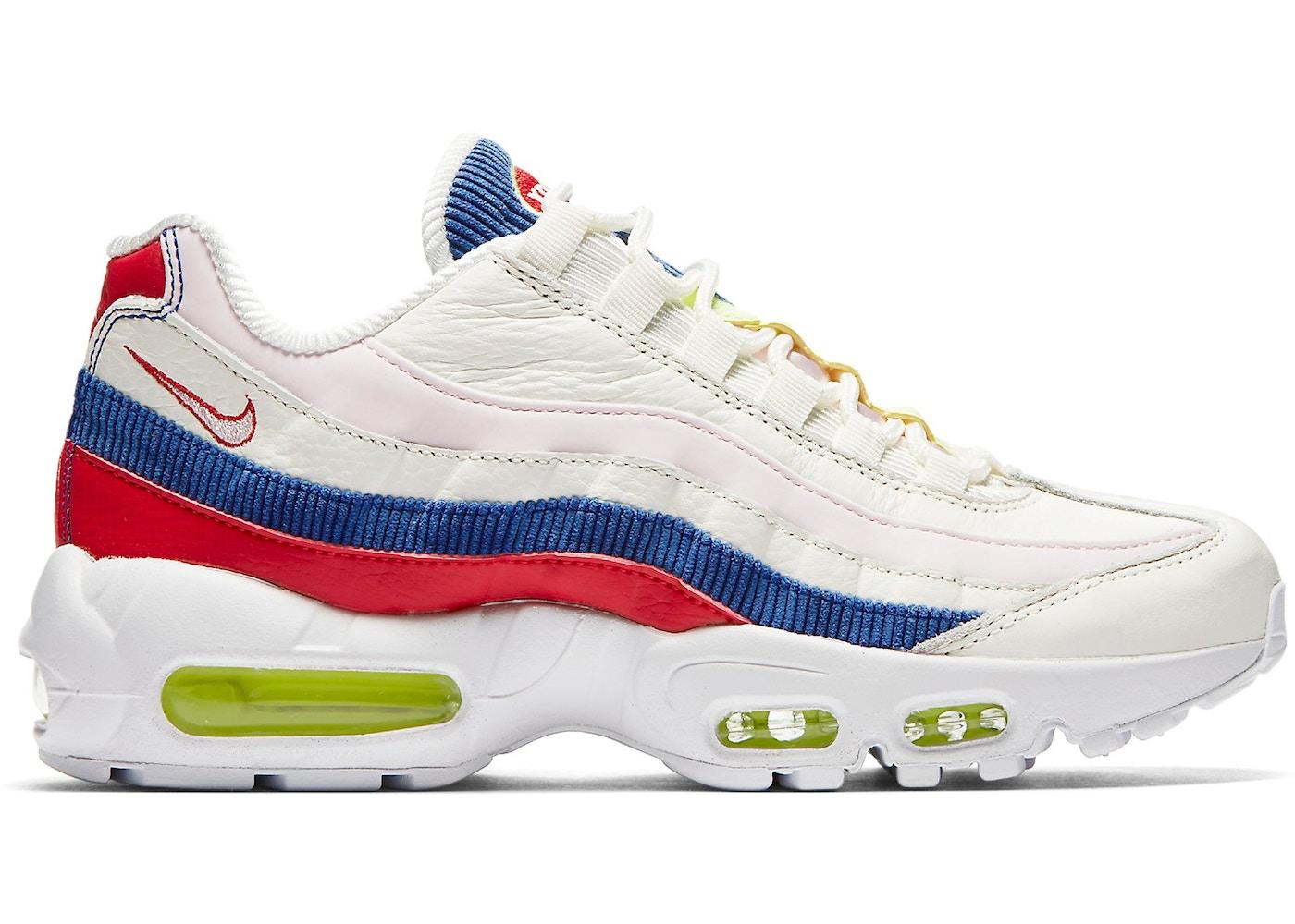 Nike Air Max 95 W shoes white