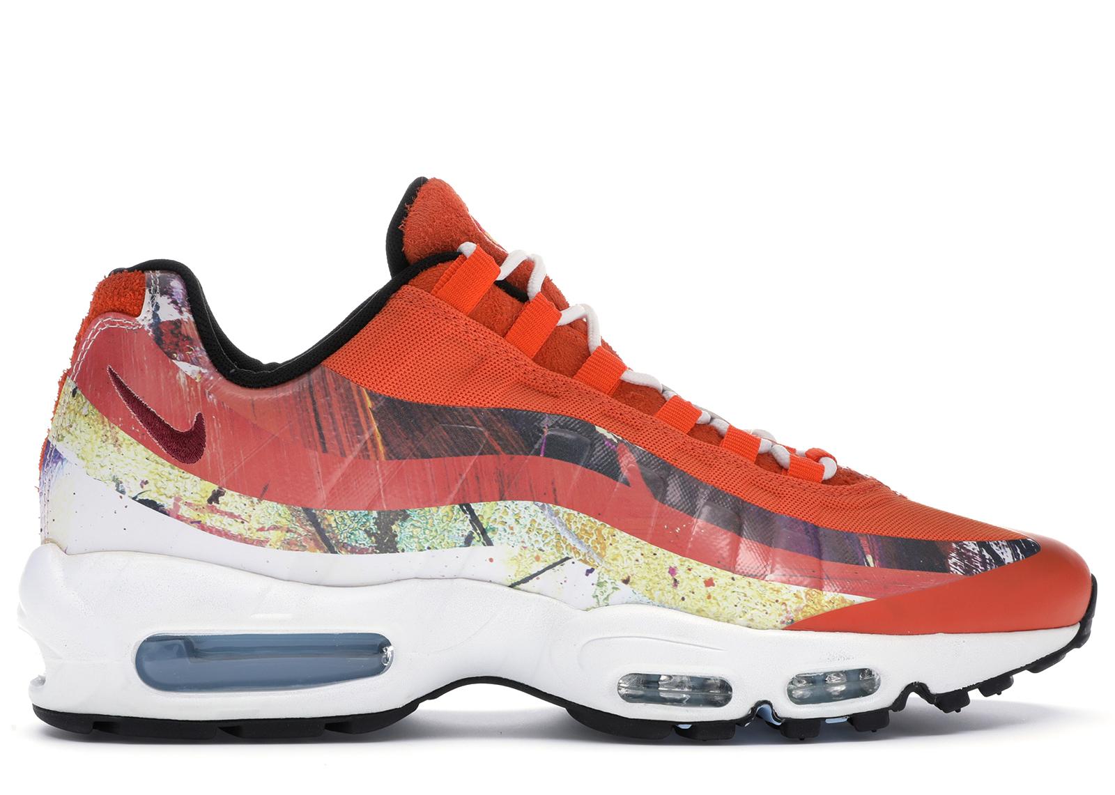 Nike Air Max 95 Dave White Fox - 872640-600