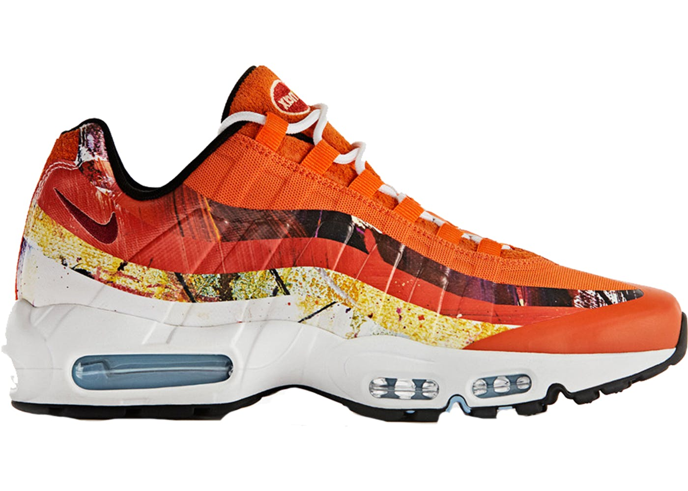 be066e3bb1 Dave White x Nike Air Max 95 Fox & Rabbit - StockX News