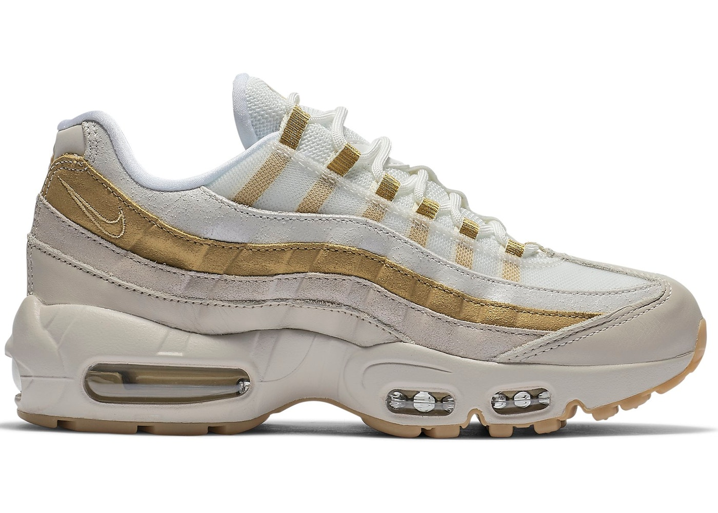 pretty nice 0261a ba058 Sell. or Ask. Size: 9.5W. View All Bids. Air Max 95 Desert Sand Metallic  Gold ...