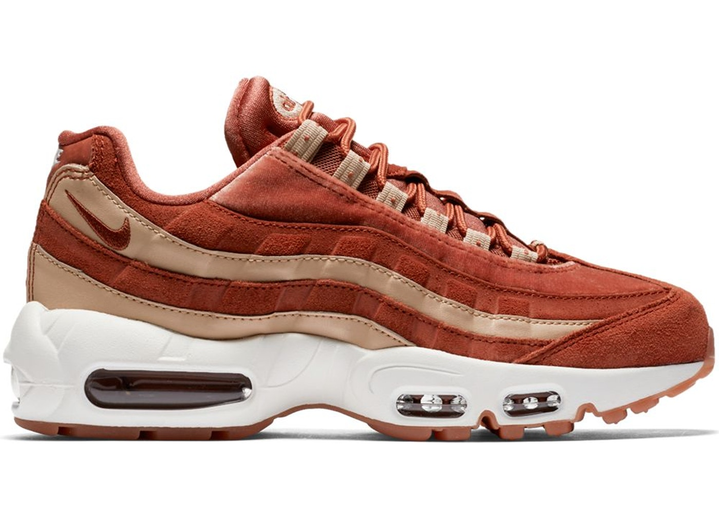 finest selection 47da5 6a322 Air Max 95 Dusty Peach (W)