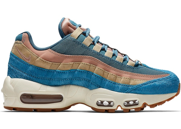 detailed look 4063c 91a26 Air Max 95 Embossed Fur Pony (W)