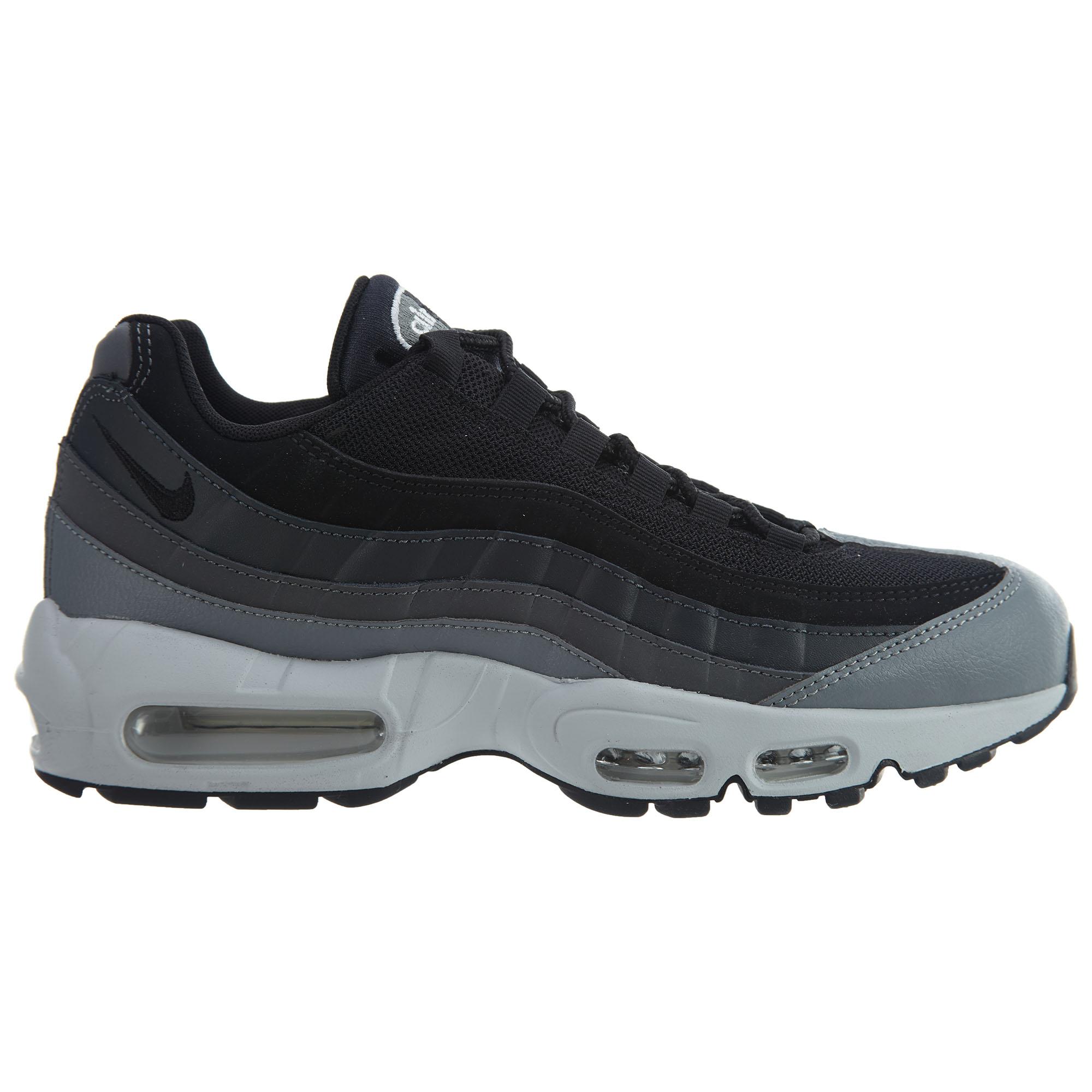 nike air max 95 essentials black