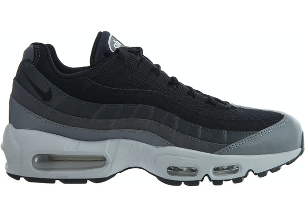 new styles 982a3 7e922 Nike Air Max 95 Essential Black Black-Anthracite - 749766-021