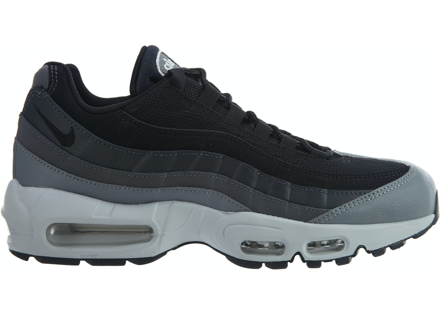 reputable site 9ff74 3ca23 Nike Air Max 95 Essential Black/Black-Anthracite