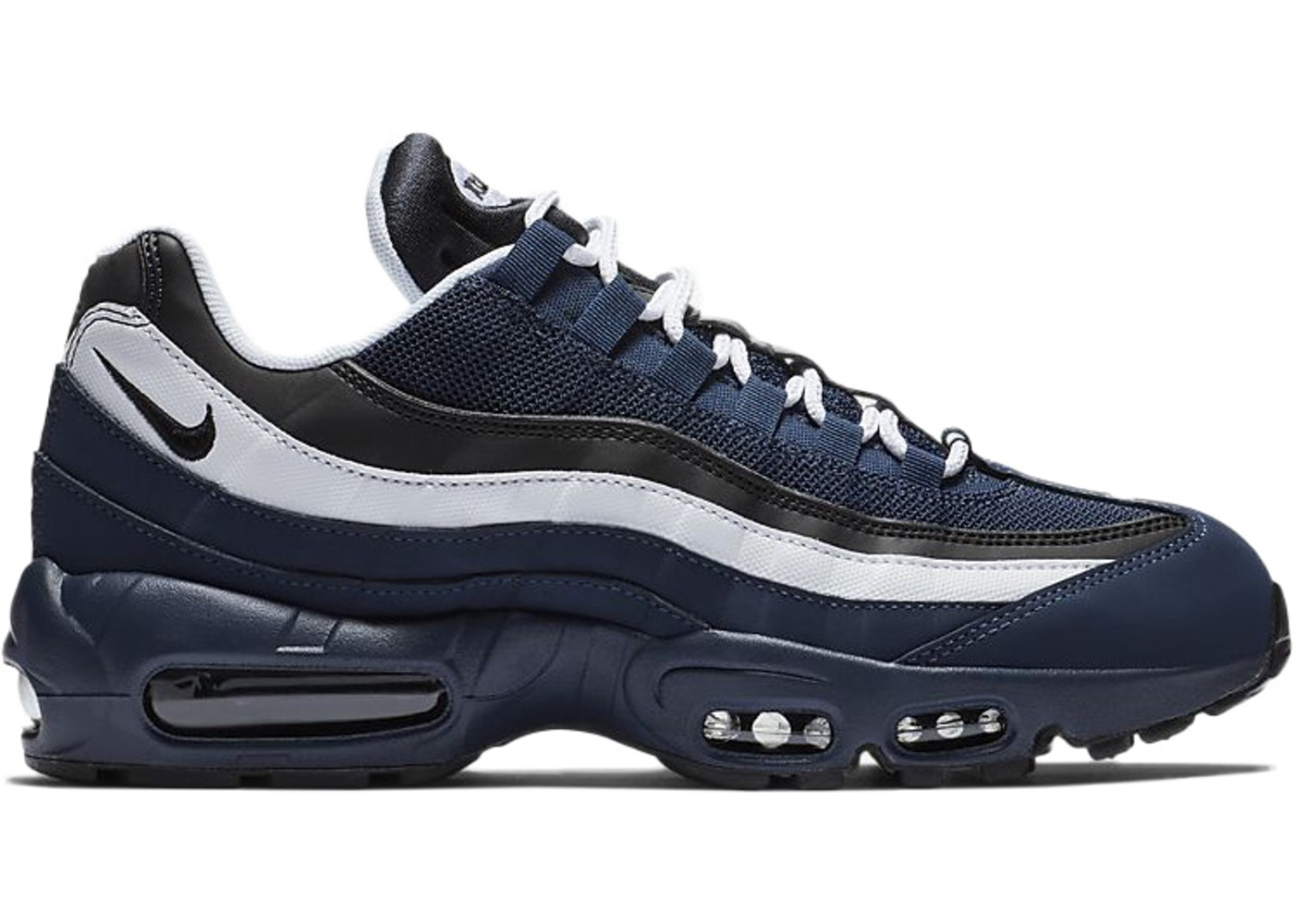size 40 af9bc 014ea Air Max 95 Essential Midnight Navy