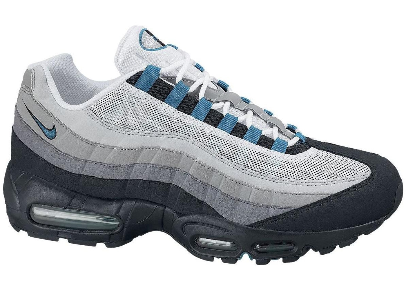 factory authentic 50afe 454d6 Air Max 95 Freshwater