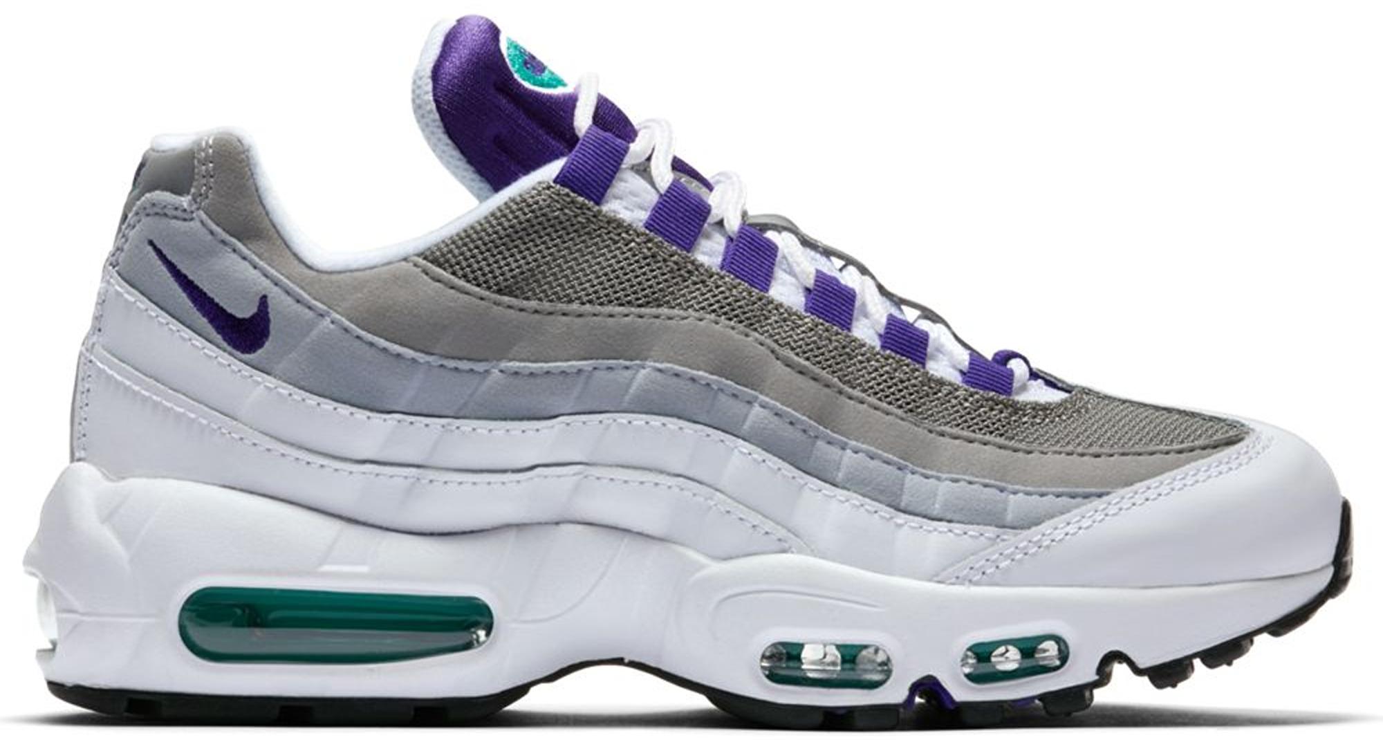 separation shoes 7490d 56ec8 ... switzerland air max 95 grape 2018 w 6e183 478b2