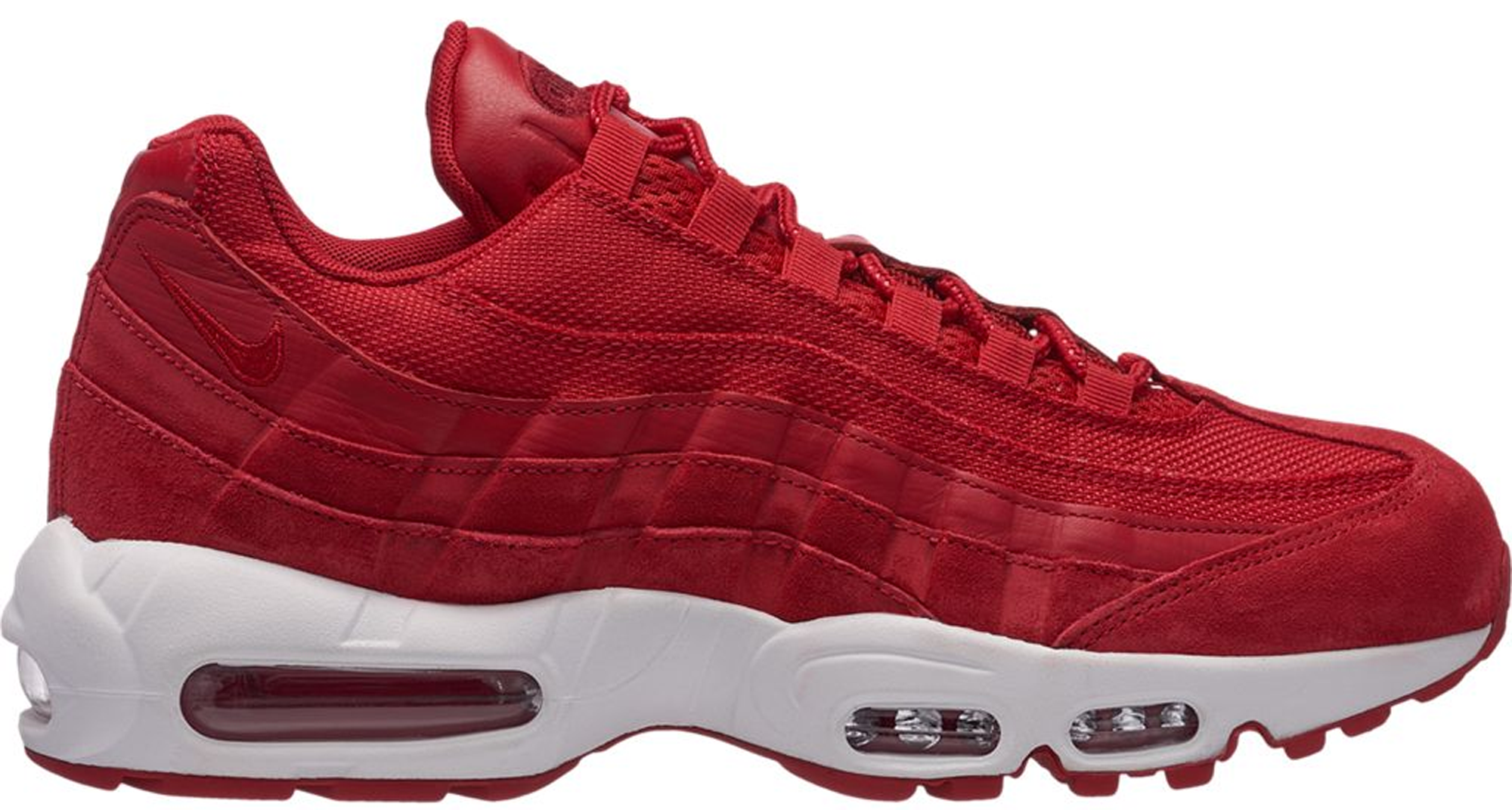 Nike Air Max 95 Gym Red Team Red