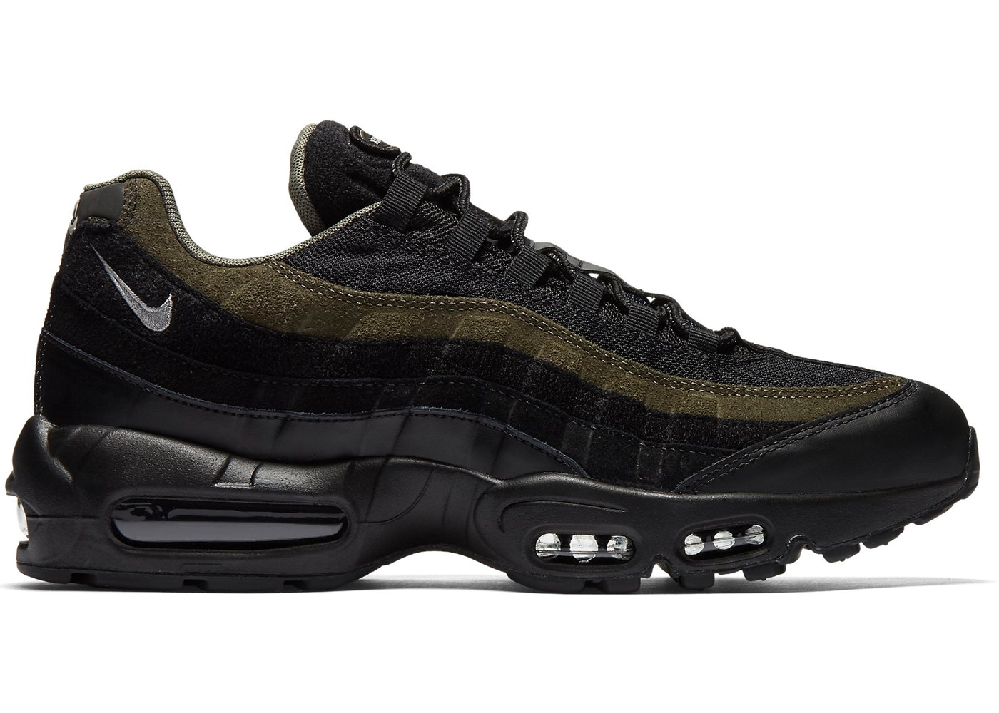 8c103d2f30 Air Max 95 HAL Black Olive - AH8444-001