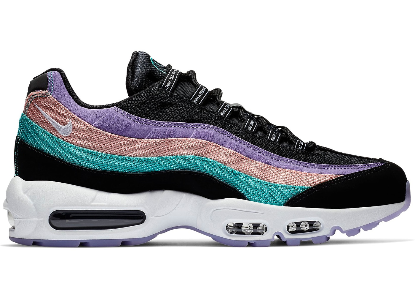 762edba52b5 Sell. or Ask. Size  10. View All Bids. Air Max 95 Have a Nike Day