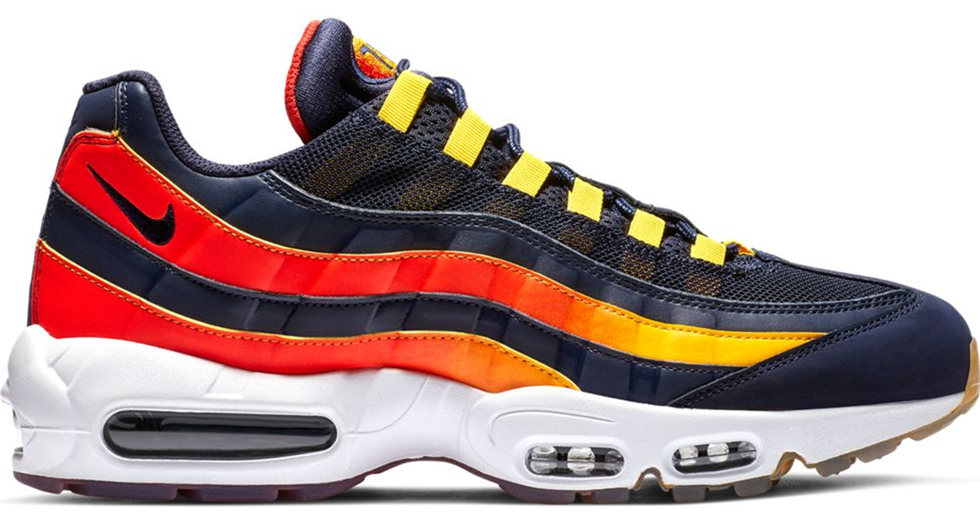Pre-Owned Nike Air Max 95 Houston Away