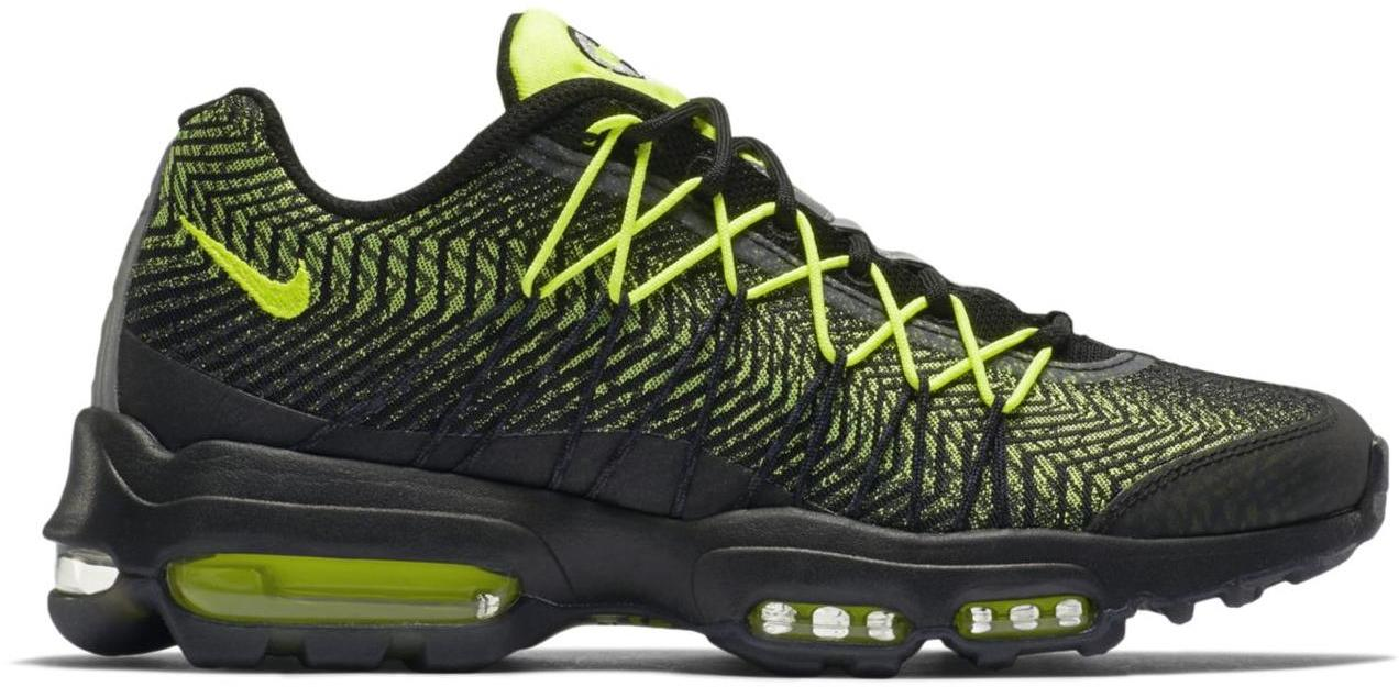 nike air max 95 ultra jacquard green