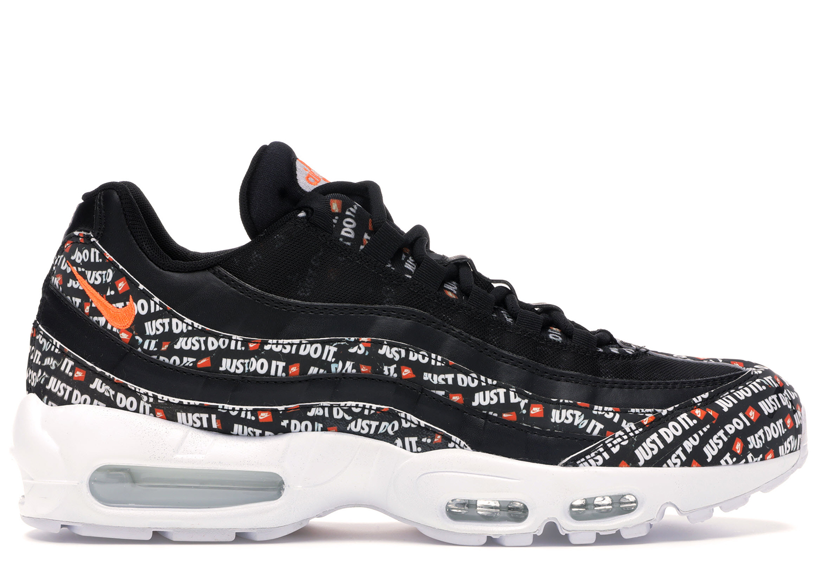 Nike Air Max 95 Just Do It Pack Black