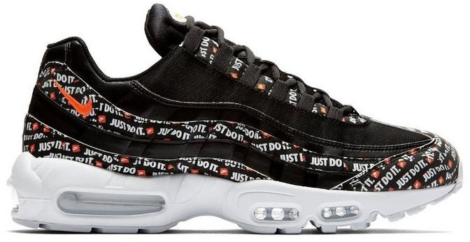 Air Max 95 Just Do It Pack Black