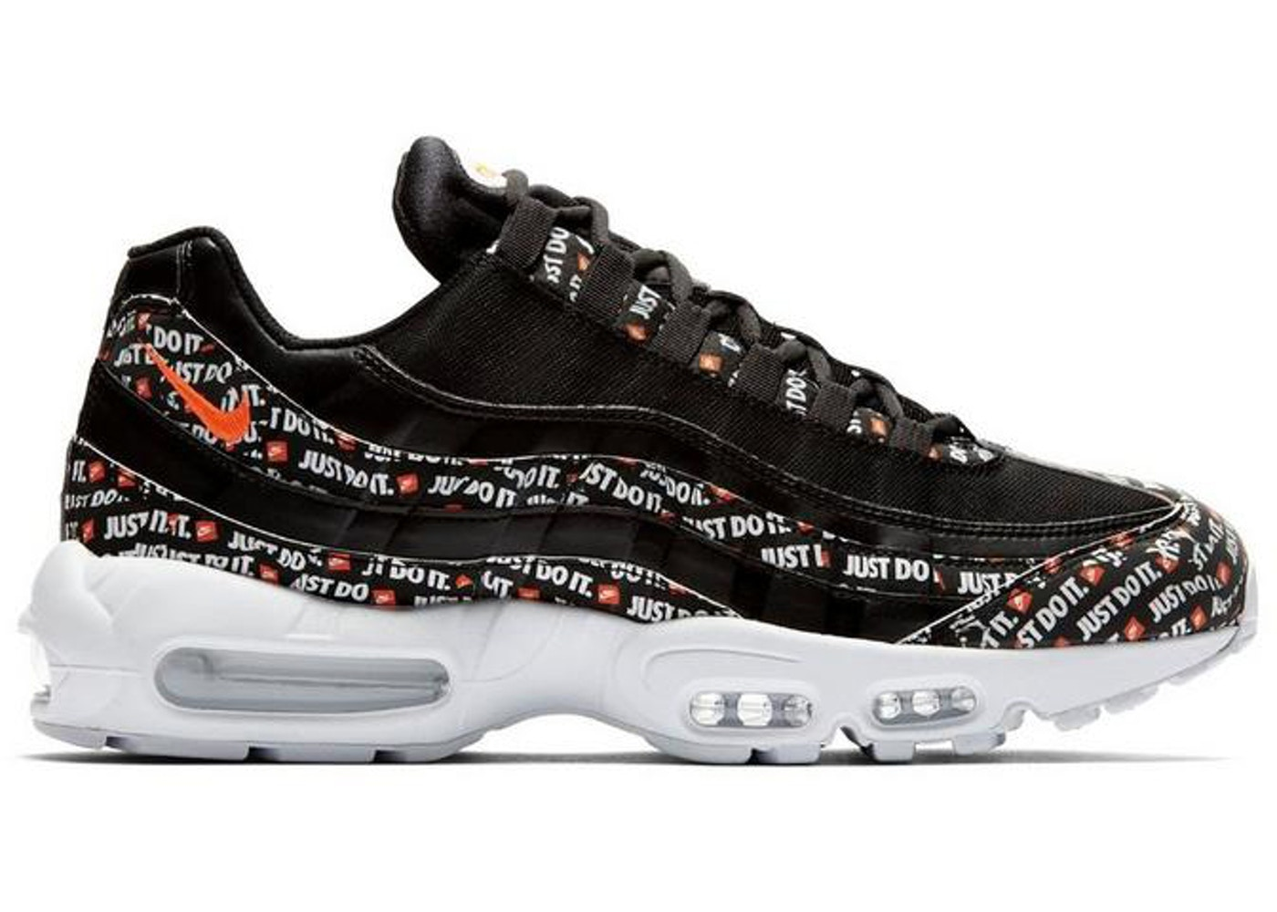 the best attitude c9110 4a742 Air Max 95 Just Do It Pack Black