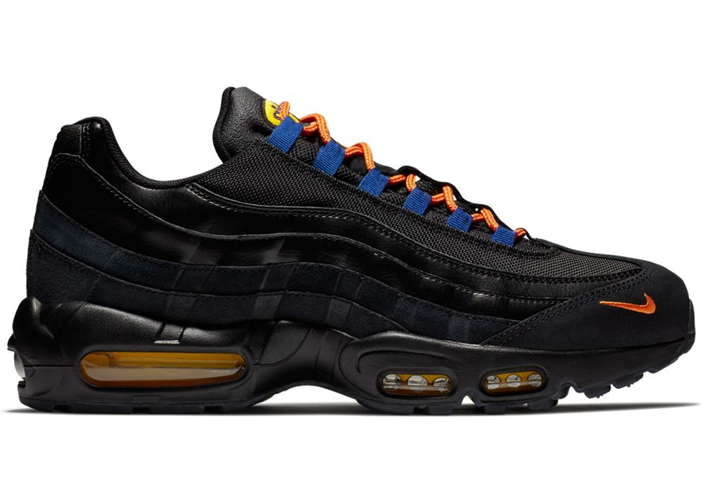 competitive price dc39b 7c4bf Air Max 95 LA vs. NYC
