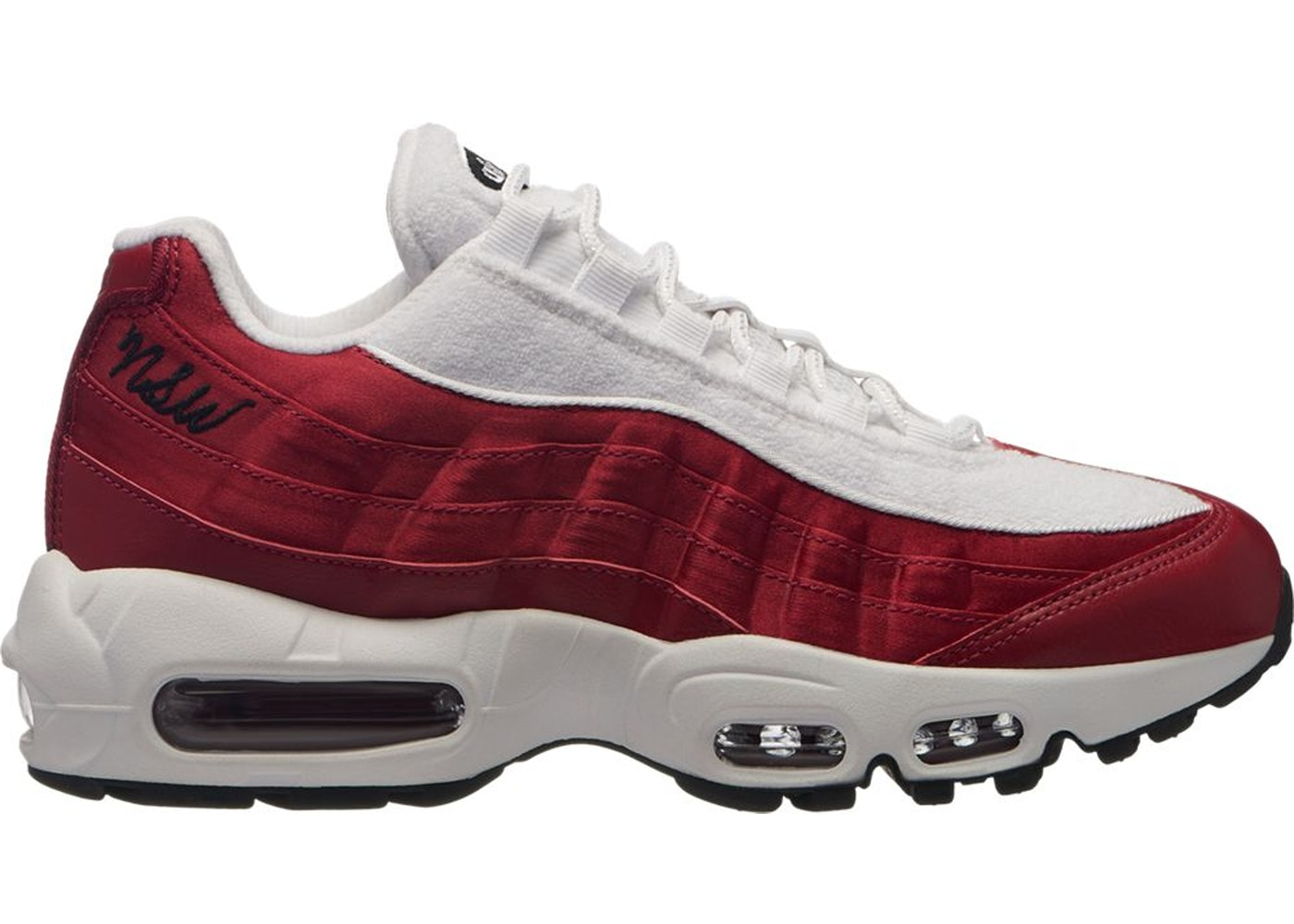 on sale 01d37 f3003 Air Max 95 LX Red Crush (W)
