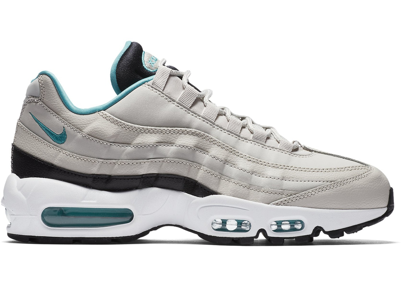 free shipping a9cb7 1e9ea Sell. or Ask. Size 8. View All Bids. Air Max 95 Light Bone Sport Turqoise