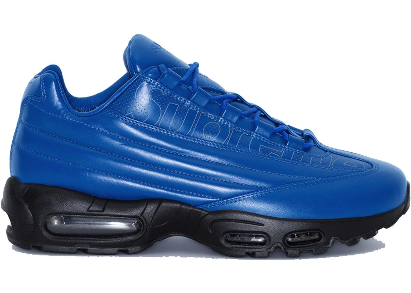 Nike Air Max 95 Lux Supreme Blue