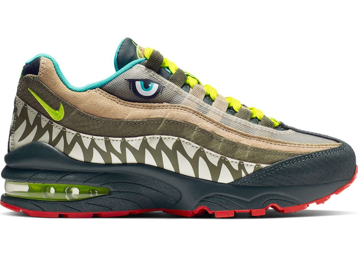 the latest fffe0 7e403 Nike Air Max 95 Shoes - Release Date