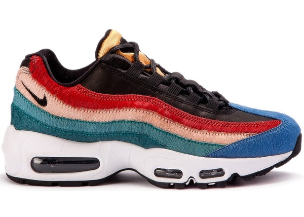 0cd79d9be39e Air Max 95 Multi-Color Pony Hair (W)