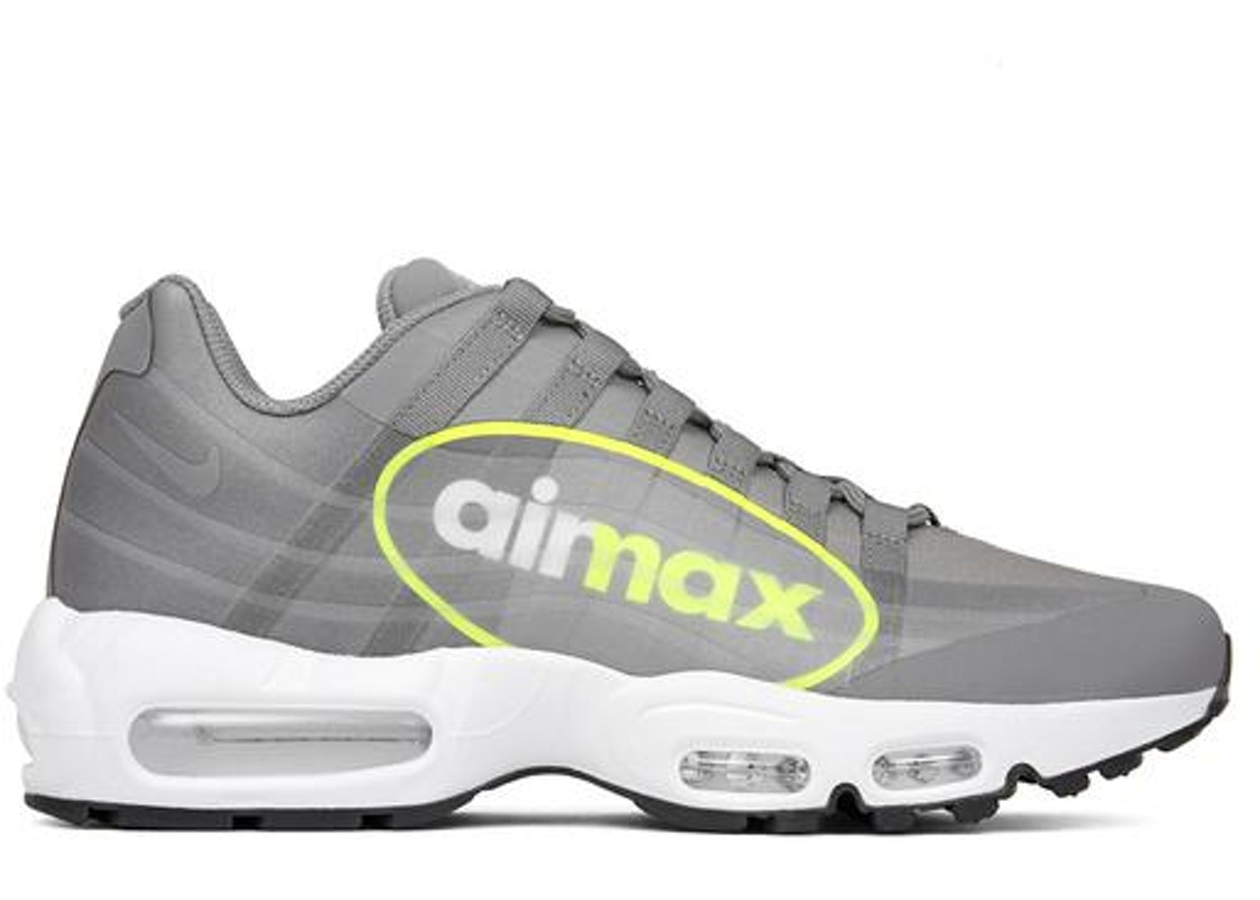 sneakers for cheap 2d0be 3c44d Air Max 95 NS Big Logo Neon
