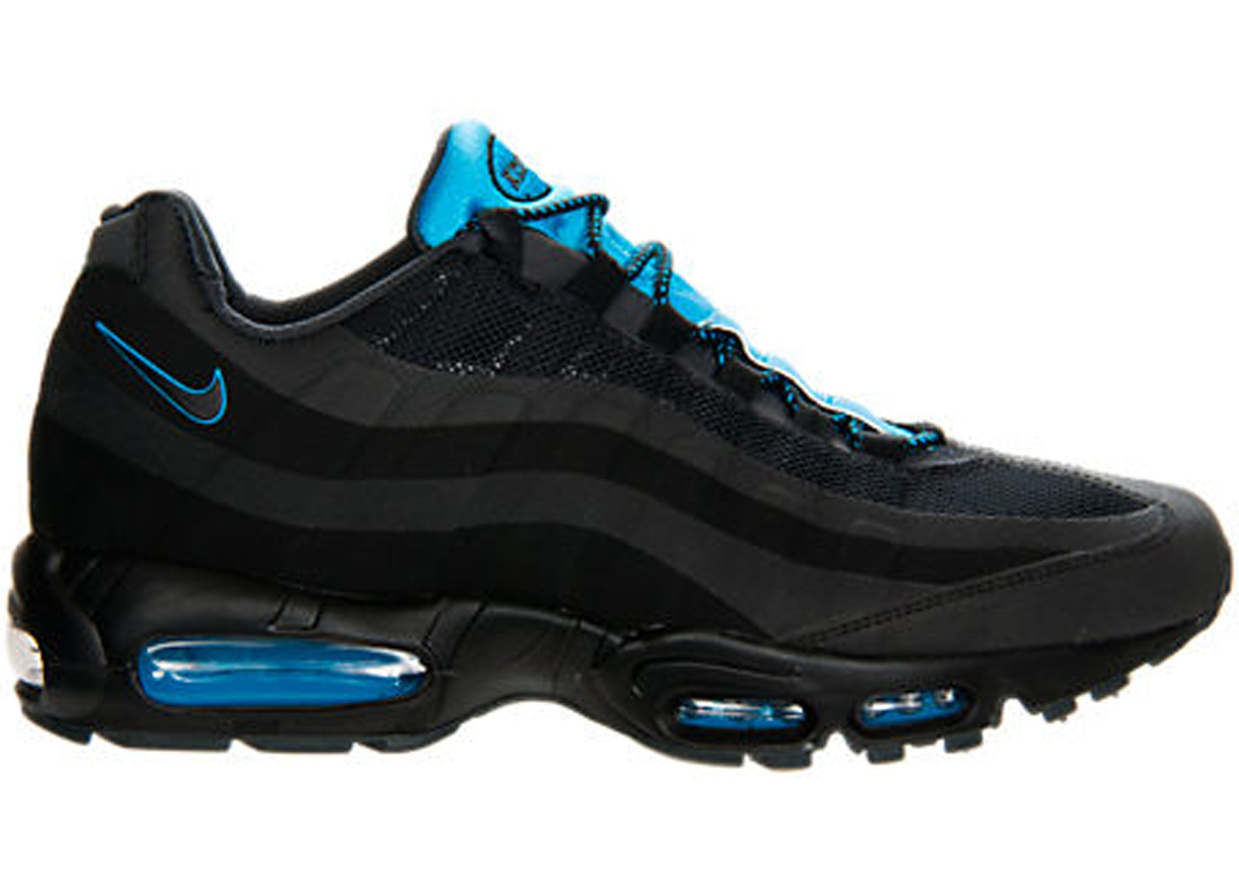 best service 85271 40ecb Sell. or Ask. Size  10.5. View All Bids. Air Max 95 NS Black Blue