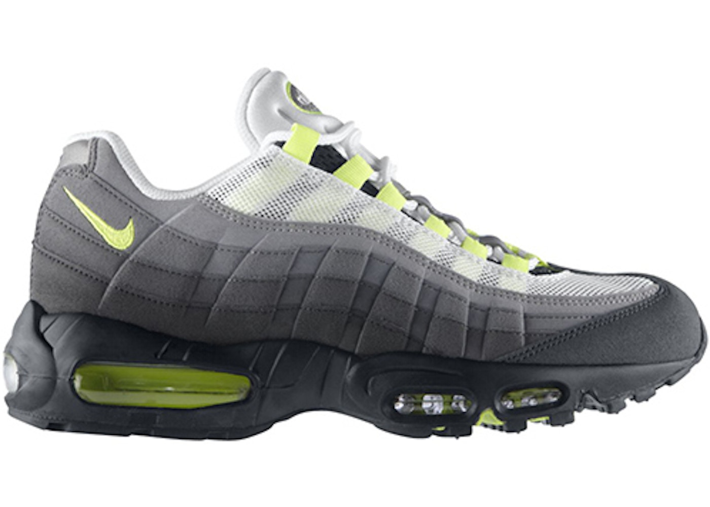 new arrival e8d78 40758 Air Max 95 OG Neon (all years) - Various
