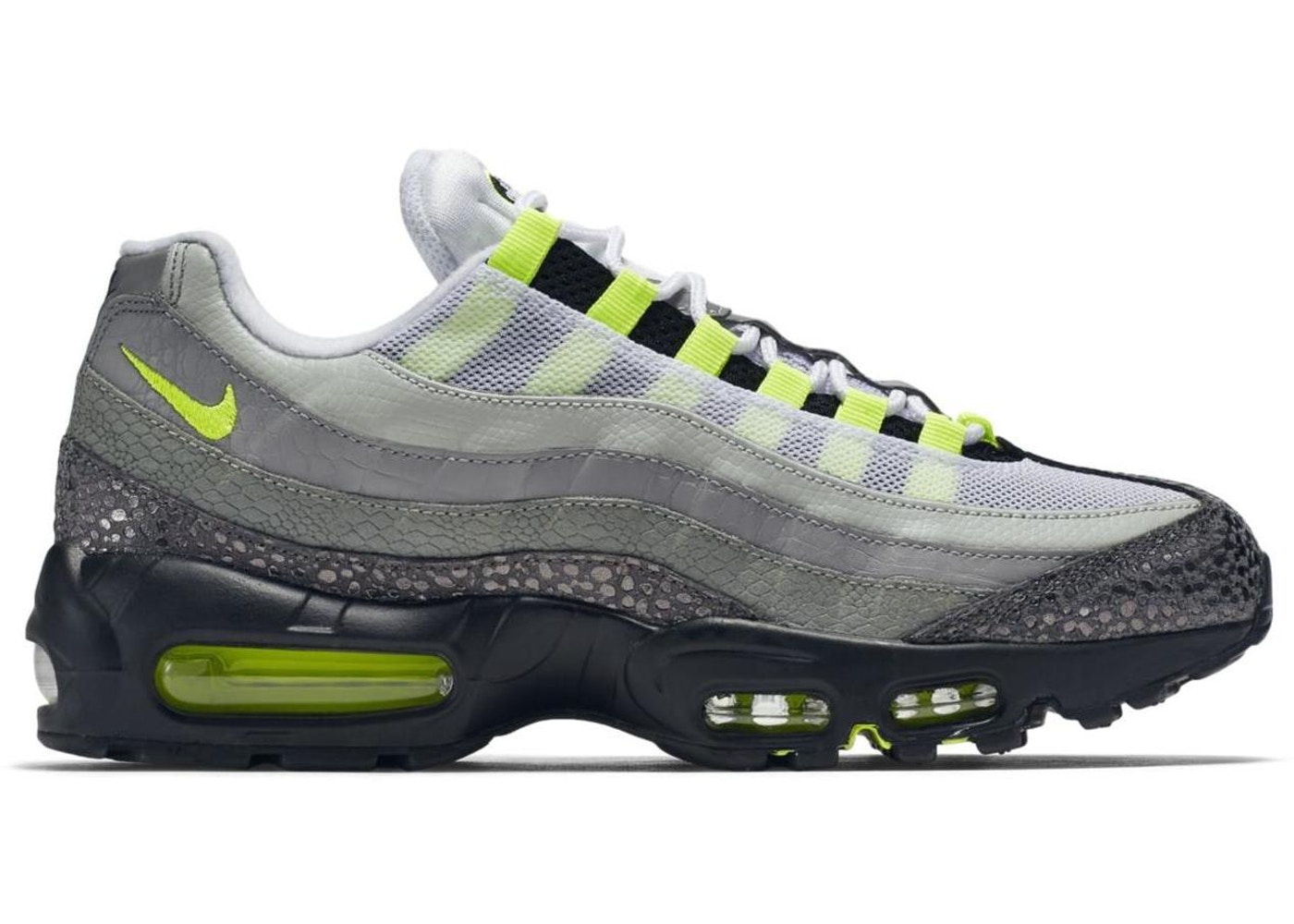 sneakers for cheap 094c8 35857 Nike Air Max 95 Shoes - Average Sale Price
