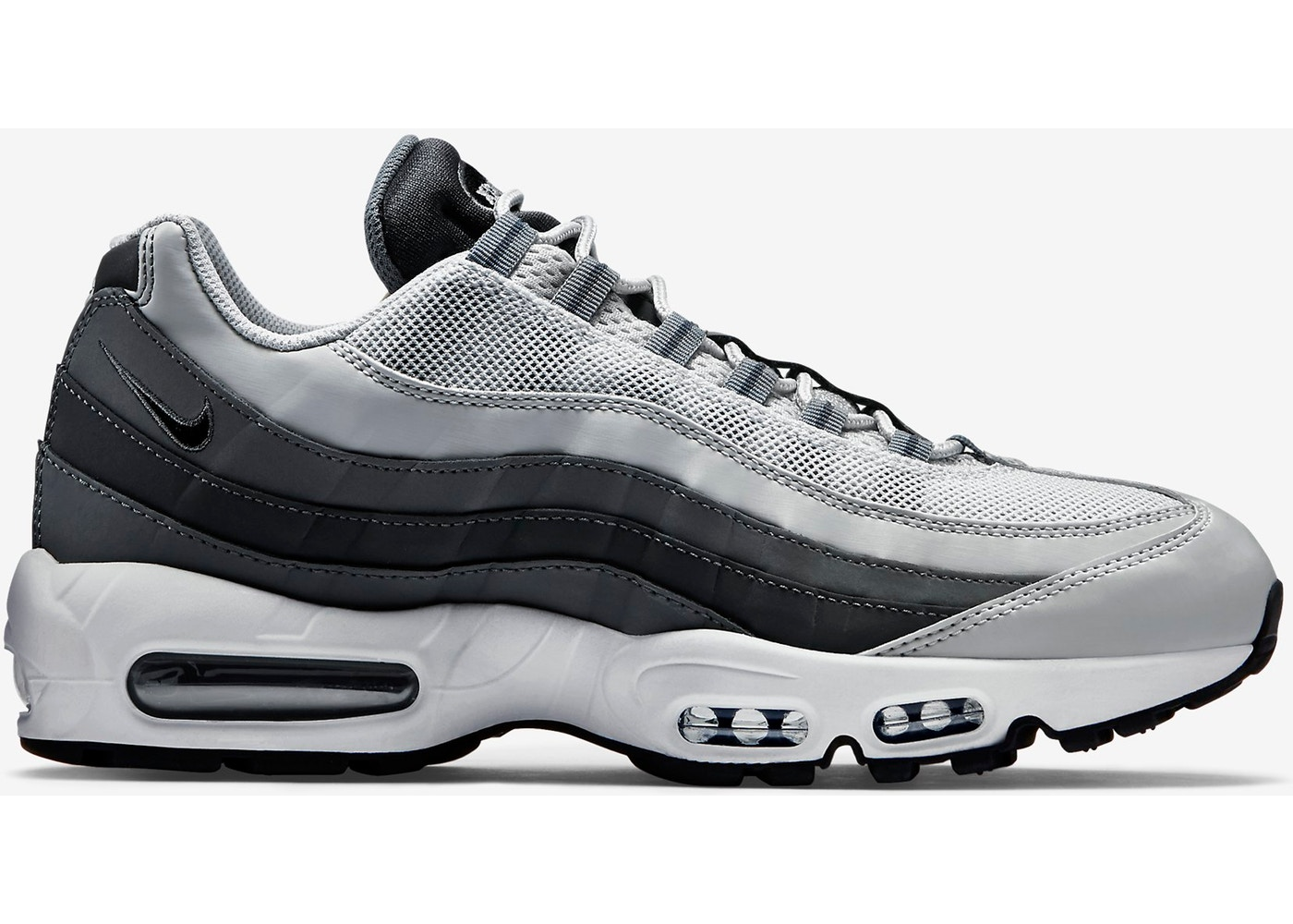 2e822d2bc1a Sell. or Ask. Size  12. View All Bids. Air Max 95 Neutral Grey Black