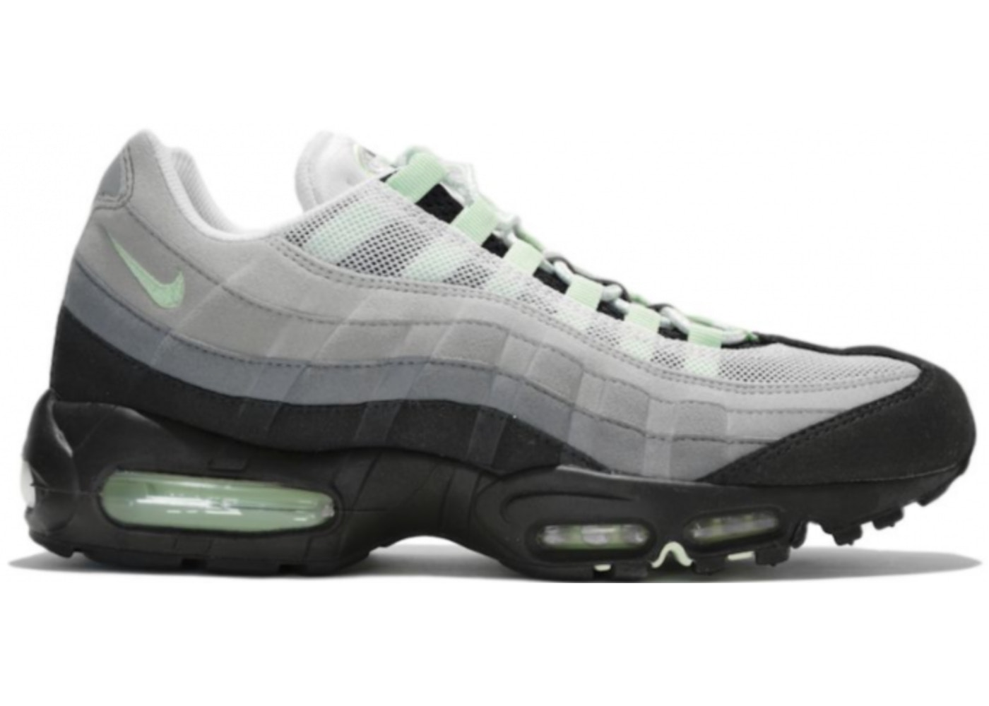 pretty nice 2be09 945a8 Air Max 95 New Green - 609048-136