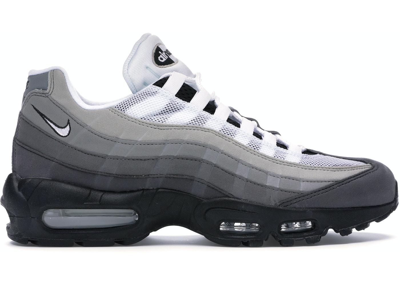 pretty nice dc651 7b512 Air Max 95 OG Black Anthracite - AT2865-003