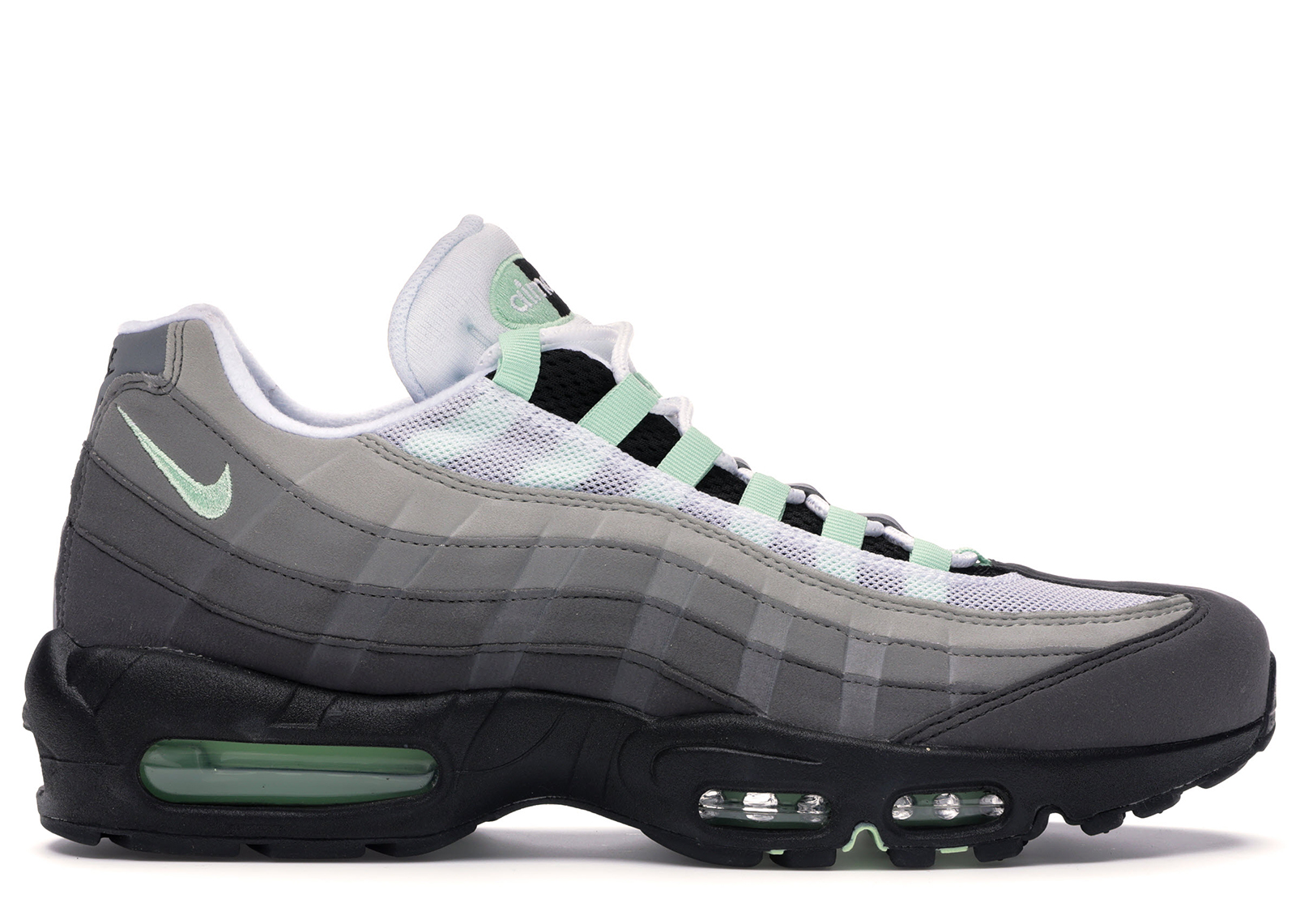 Nike Air Max 95 WhiteFresh Mint Granite Dust CD7495 101