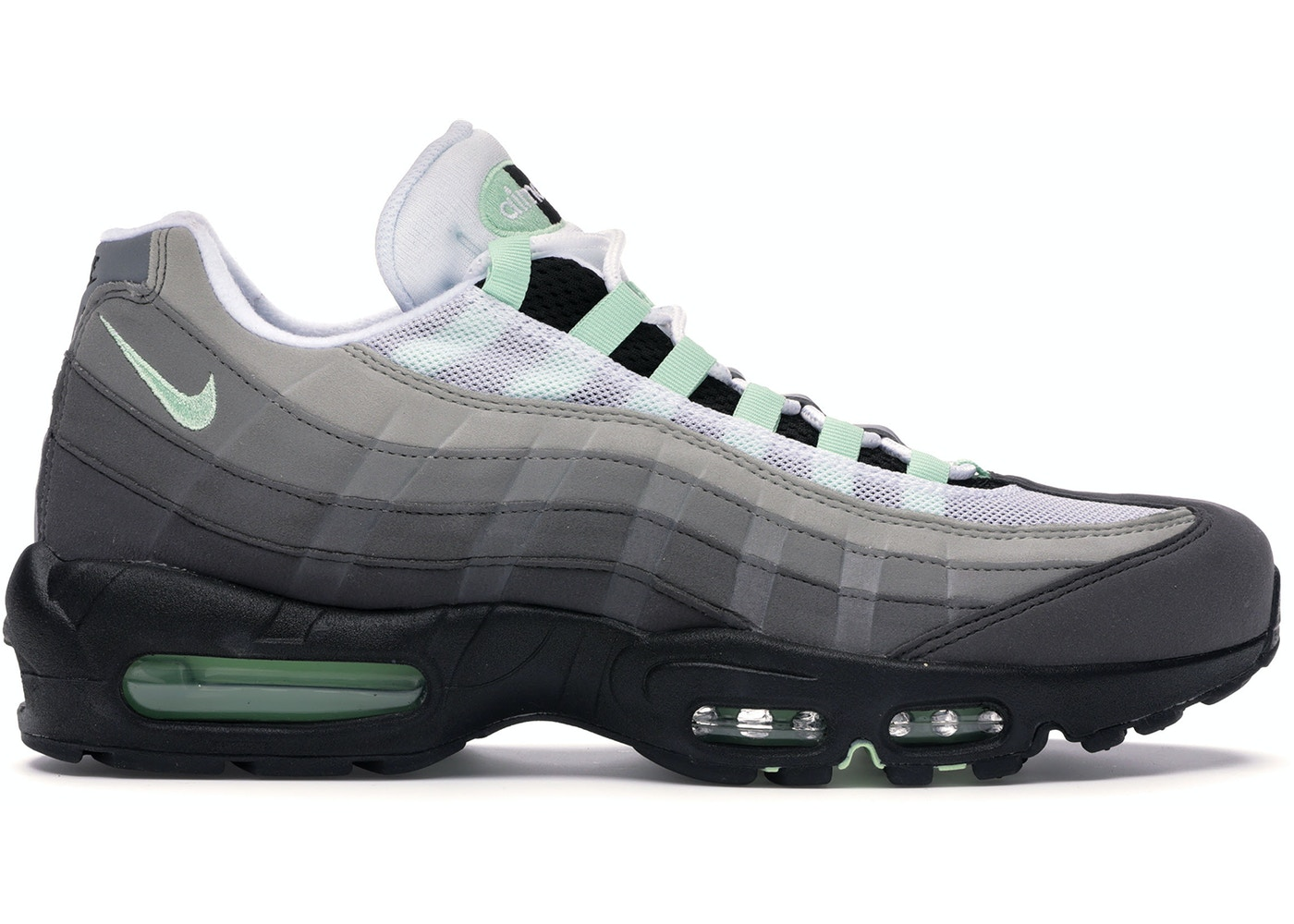 aliexpress stable quality lowest price Air Max 95 OG Fresh Mint
