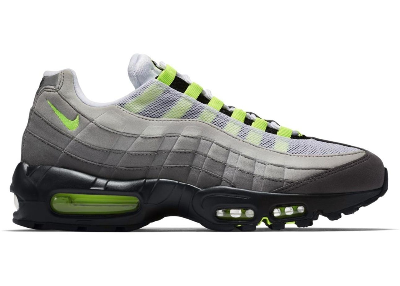 sneakers for cheap 65267 90009 Nike Air Max 95 Shoes - Average Sale Price