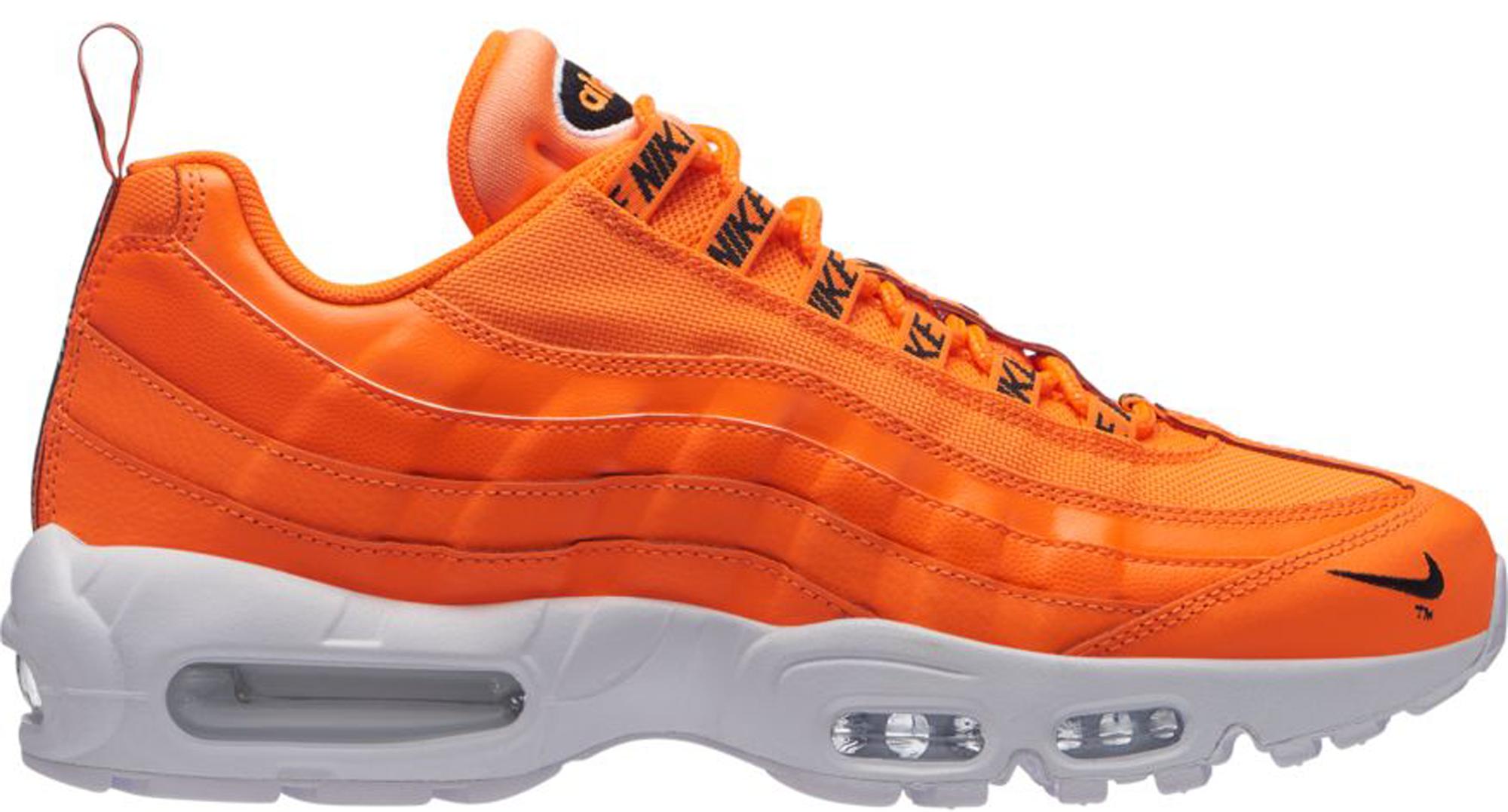 Air Max 95 Overbranding Total Orange