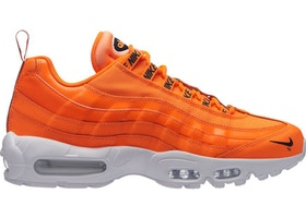finest selection 85b84 eef31 Air Max 95 Overbranding Total Orange - 538416-801