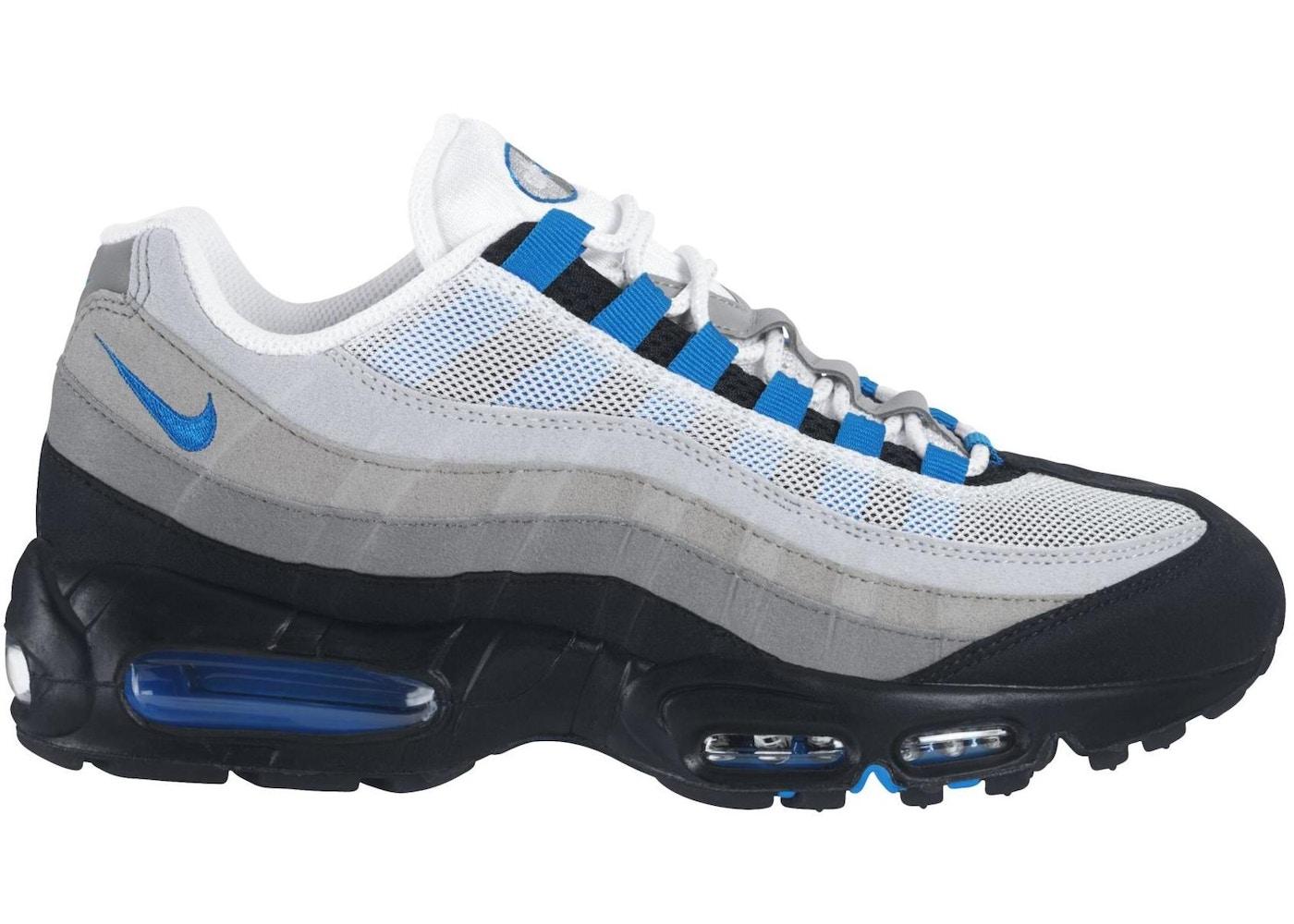 Nike Air Max 95 Photo Blue 2010 609048 034