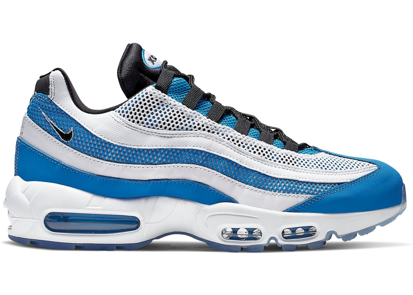 9261eef2cb Sell. or Ask. Size: 13. View All Bids. Air Max 95 Photo Blue Black White