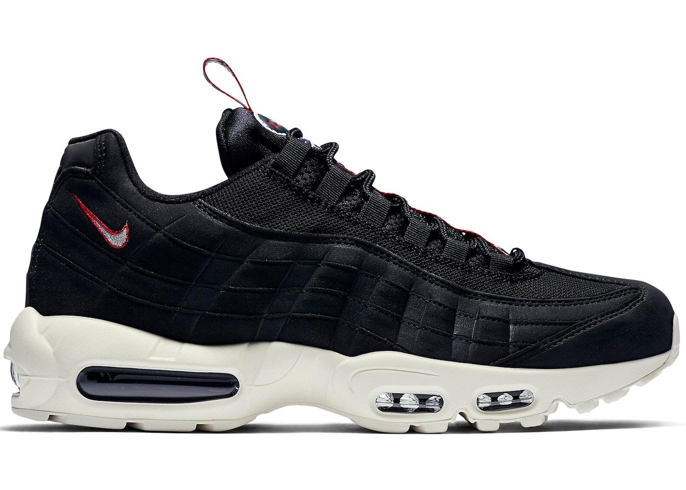 black air max 95