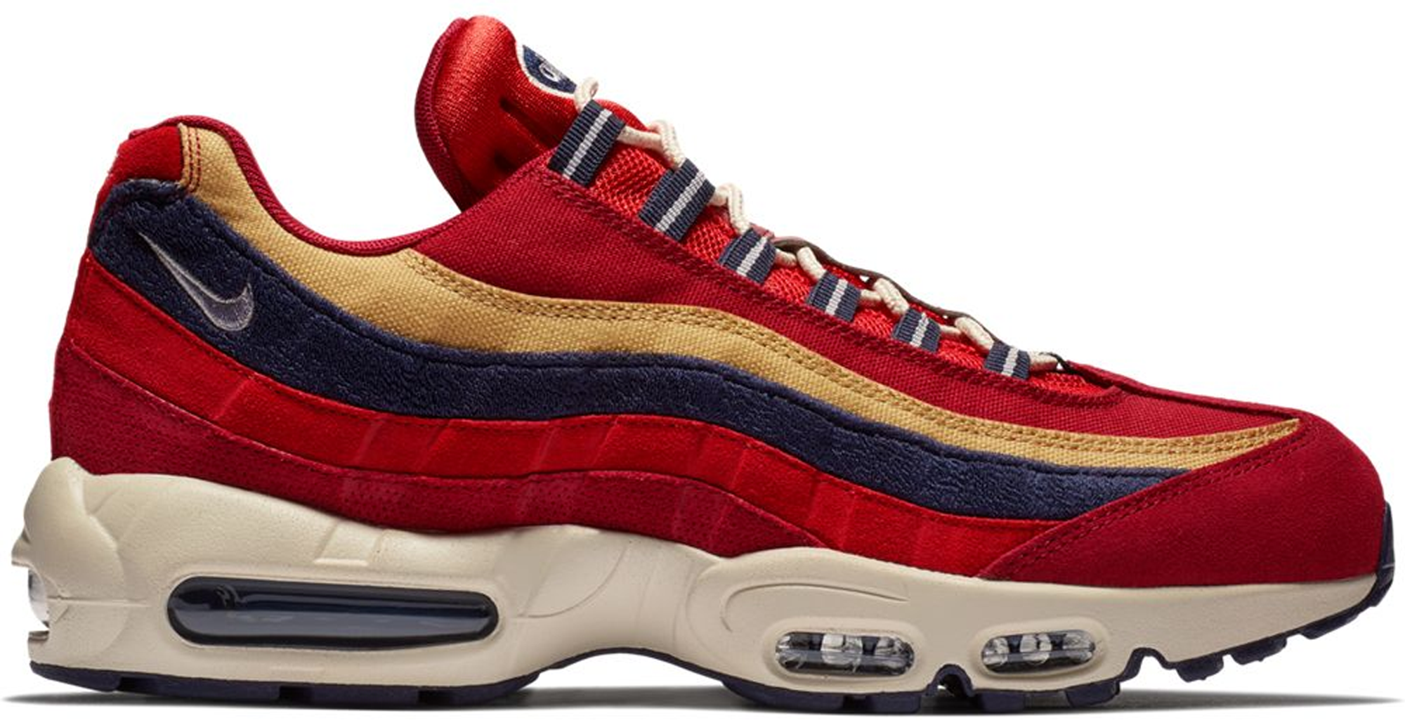 new arrivals da5fc 2f0ad store air max 95 red crush wheat gold b2448 b87c4
