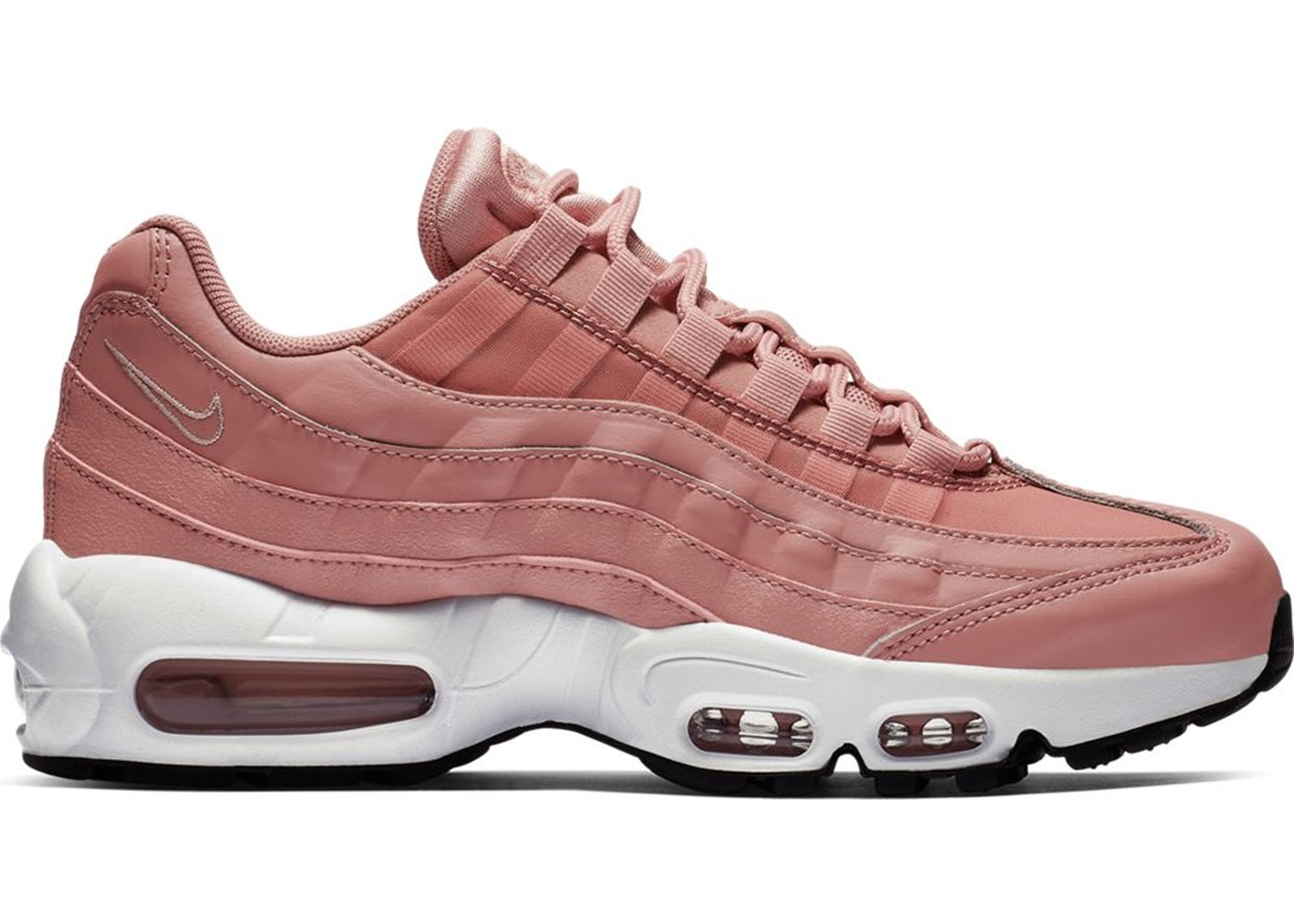 c61c72e2826c3 Sell. or Ask. Size  8.5W. View All Bids. Air Max 95 Rust Pink ...