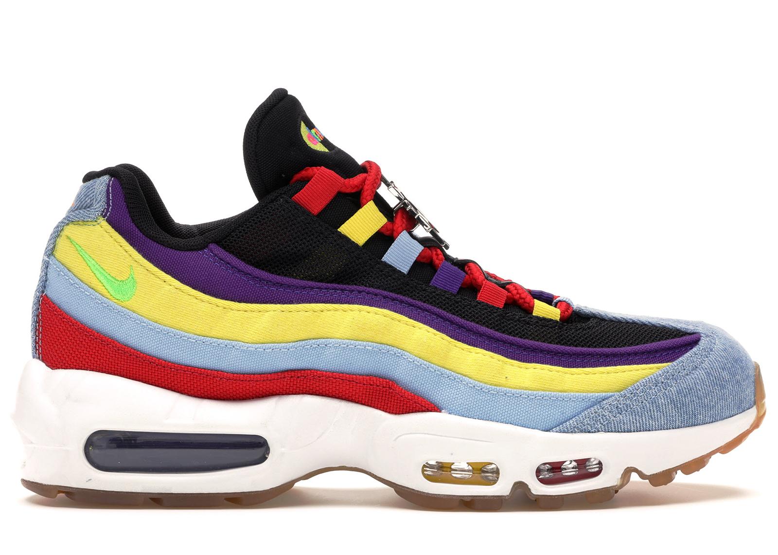 Nike Air Max 95 SP Multicolor - CK5669-400