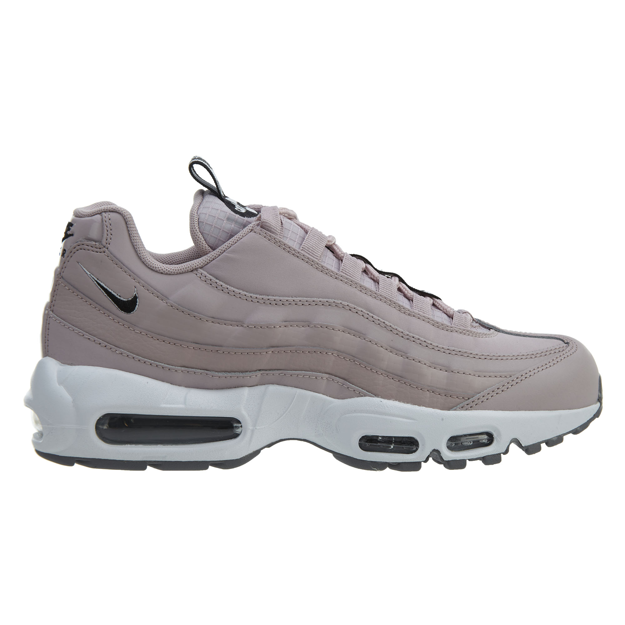 Nike Air Max 95 SE Running Shoes Particle RoseBlackWhite AQ4129 600 Size 10.5